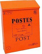TentHome Briefkasten Postkasten Antik-Look