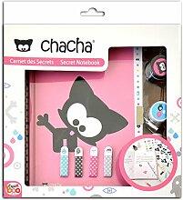 Teo & Zina ccz21ChaCha-Set Notizbuch der
