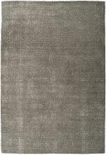Teppich 100% Wolle Handgewebt Uni Design