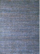 TEPPICH 140/200 cm Blau