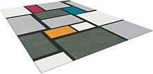 Teppich Acanto Mondrian in Grau ScanMod Design