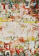 Teppich Amanda, beige (60/90 cm)