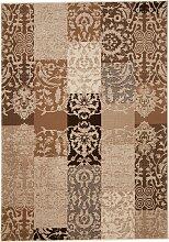 Teppich Anna, braun (60/110 cm)