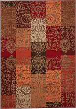 Teppich Anna, orange (160/230 cm)