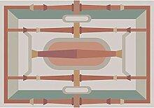 Teppich Anti Slip Indoor-Teppich Teppich Moderner