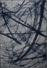 Teppich - Art - 170x240 cm - Blau