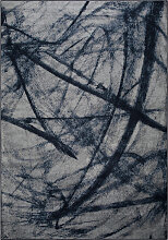 Teppich - Art - 200x300 cm - Blau