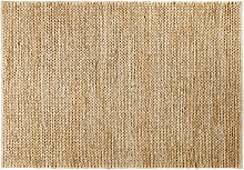 Teppich aus gewebter Jute 140x200