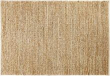 Teppich aus gewebter Jute 160x230