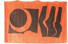 Teppich aus Wolle von Louis De Poortere, 1970er