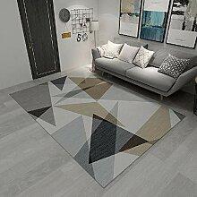 Teppich babyzimmer Teppich Geometrisches