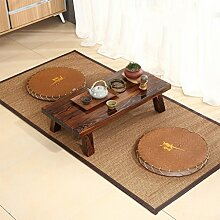Teppich Bambus Webart Teppiche Yoga Liangxi Bambus Teppich Bereich Teppich (130 * 300cm) ( Farbe : A , größe : 50*200cm )