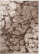 Teppich Barite in Dunkelbeige LoftDesigns