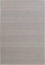 Teppich Bayreuth, In- und Outdoor, grau (80/150 cm)