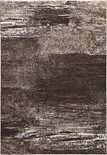 Teppich Bergen, braun (60/110 cm)