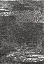 Teppich Bergen, grau (60/110 cm)