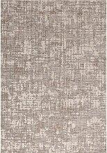 Teppich Breeze wool/cliff grey 160x230cm, 160x230cm