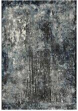 Teppich Brick in Schwarz LoftDesigns