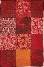 Teppich Bristol, rot (50/100 cm)