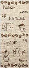 Teppich Cappuccino, braun (60/110 cm)