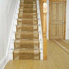 Teppich Carpentras für Treppen in Braun