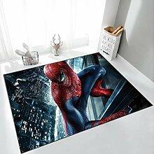 Teppich Cartoon Spiderman Persönlichkeit Junge