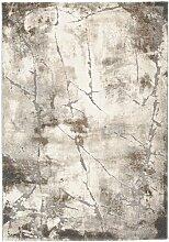 Teppich Castor in Hellgrau LoftDesigns