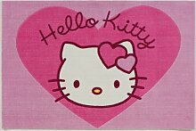 Teppich Chambery ABC Hello Kitty in Pink