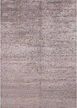 Teppich Chancery in Lila Canora Grey