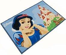 Teppich Cleo in Blau Disney Princess