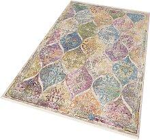 Teppich, Colorful 24021, merinos, rechteckig,
