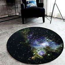 Teppich - Cosmic Star Round Teppich, Für