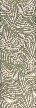 Teppich Cottage II jungle green/wool 60x180cm,