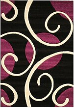 Teppich Couture in Braun Teppichgröße: Läufer 60 x 240 cm