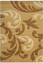 Teppich Couture in Sand Teppichgröße: Läufer 60 x 120 cm