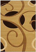 Teppich Couture in Sand Teppichgröße: Läufer 60 x 240 cm