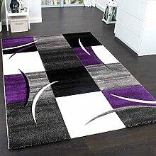 Teppich Daemon 665violett 80x 150cm