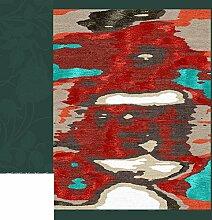 Teppich/ das Wohnzimmer Couchtisch Wohnzimmerteppich/Hochzeit Teppich-G 160x230cm(63x91inch)