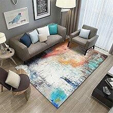 Teppich Dekoration Wohnung Robuster, weicher,