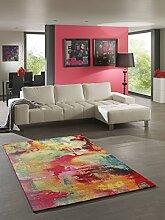 Teppich Designer Wohnzimmer Teppich Modern Splash