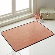 Teppich die küche teppich tür-teppich pastorale style floor mats no-rutschen-matte bad fußauflage-A 45x75cm(18x30inch)