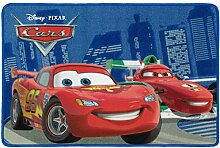 Teppich Disney Cars Lightning McQueen