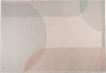 Teppich - Dream 160x230 - Naturell/Altrosa