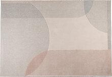 Teppich - Dream 200x300 - Naturell/Altrosa