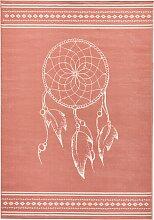 Teppich Dream, rosa (60/110 cm)