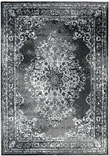 Teppich Dunkle in Grau Astoria Grand