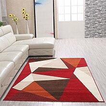 Teppich Einfache kreative Wohnzimmer Schlafzimmer Sofa Couchtisch Bedside Rectangle Anti-Rutsch-Teppich ( farbe : # 2 , größe : 120*170cm )