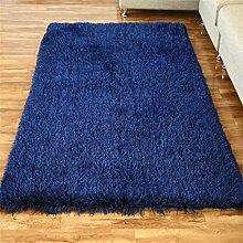 Teppich Einfache Wohnzimmer Schlafzimmer Sofa Couchtisch Bedside Rectangle Anti-Rutsch-Teppich ( farbe : #12 , größe : 120*180cm )