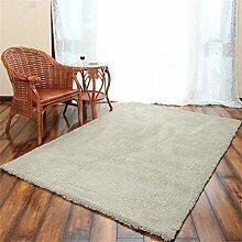 Teppich Einfache Wohnzimmer Schlafzimmer Sofa Couchtisch Bedside Rectangle Anti-Rutsch-Teppich ( farbe : #5 , größe : 140*200CM )