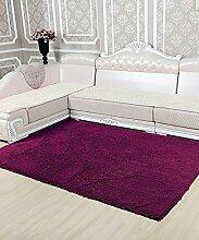 Teppich Einfacher Dickerer Teppich Wasserabsorption Rutschfester Viereck Badezimmer Badezimmer Treppen Teppich Hall Wohnzimmer Schlafzimmer Teppich Lebensmittel ( Farbe : G , größe : 60*90CM )
